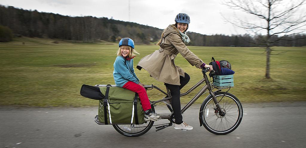 Vacanza in bicicletta