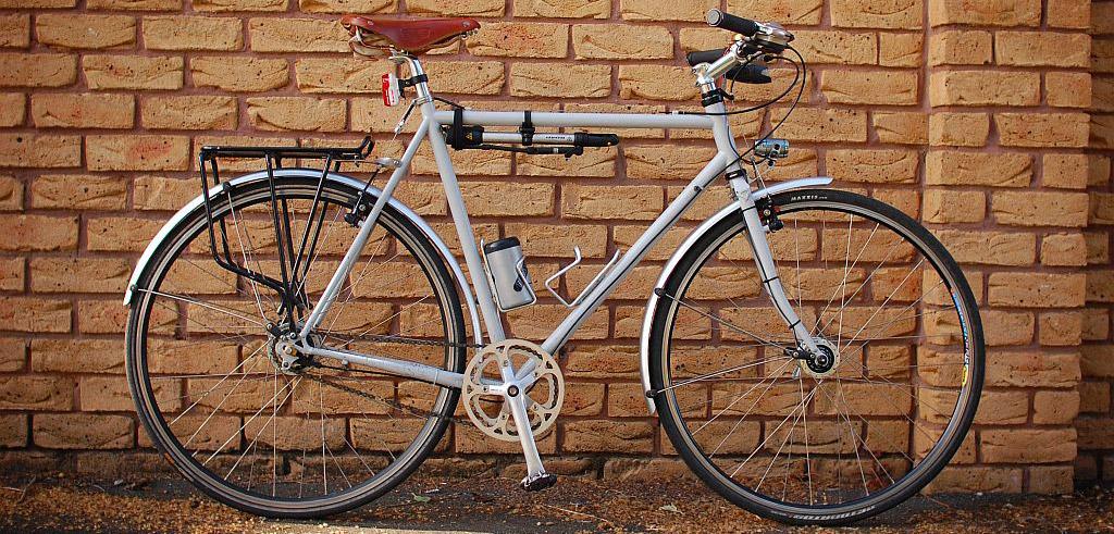 Come ridurre il peso della bicicletta