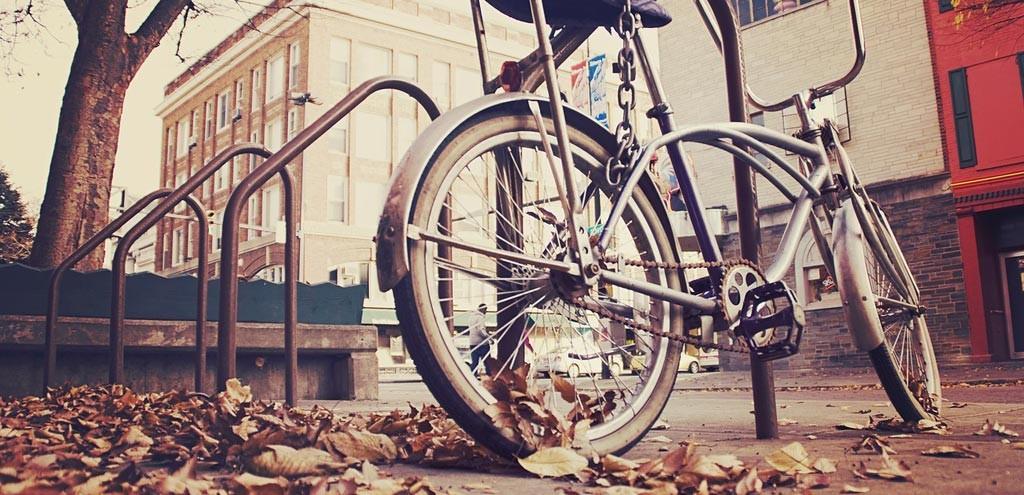 come non farsi rubare la bicicletta