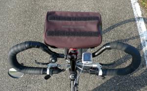 Manubrio da cicloturismo accessoriato