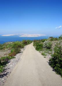 Velebit: la vista sulle isole croate