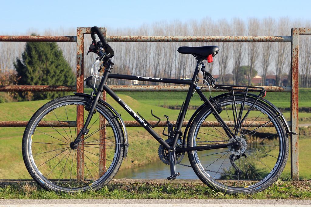 Bicicletta da viaggio